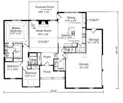 3 Bedroom House Plan With Garage U2013 Home Plans IdeasFloor Plans With Garage
