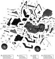 razor e100 wiring diagram polaris ranger parts diagram