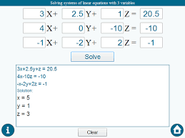 solve two step equations calculator soup tessshlo