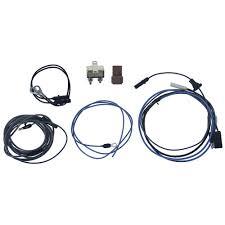 cj classics mustang fog light wiring usa made 1965 cj pony parts fog light wiring harness install at Fog Light Wiring Harness Install