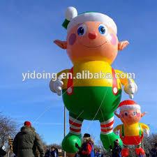 Giant Inflatable Elf Floating Balloon Pvc Inflatable Parade Balloon For Event K7158 Buy Inflatable Floating Advertising Balloon Pvc Balloon Parade