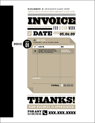 invoice template design invoice like a pro design examples and best practices smashing