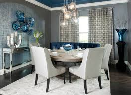 modern dining rooms. Download Modern Dining Room Decorating Ideas Gen4congress For Rooms