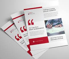 Law Firm Brochure Beauteous 48 Best Law Firm Flyer Print Templates 48 Fripin