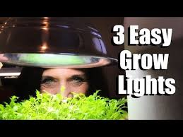3 easy grow light set ups for starting vegetable seeds indoors lumens and kelvin explained you