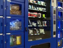 Vending Machines That Sell School Supplies Cool USDA Announces 'Smart Snacks In School' Nutrition Standards For Food