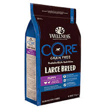 Wellness Core Turkey Large Breed Puppy Food 2 75kg Pets At