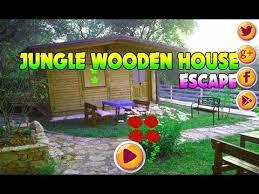 Wooden House Escape Game Walkthrough Delectable AVM Games Jungle Wooden House Escape Walkthrough 32 CRzY