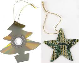 861 Best Recycled Christmas Decorations U0026 Ideas Images On Christmas Crafts Recycled Materials