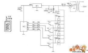 index remote control circuit circuit diagram com remote control electric hoist control circuit diagram 1