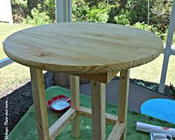 diy patio table.  Table DIY Rustic Wood Patio Table On Diy Patio Table