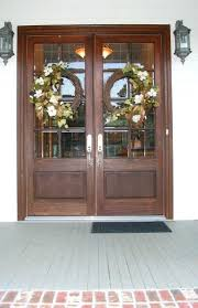 wooden double entry doors with glass exterior double front doors with glass double wood entry doors