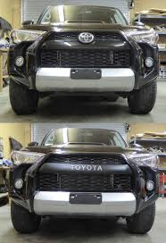 TRD Pro 4runner Grill Swap 5th Gen Before and After | 4Runner ...