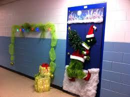 grinch christmas door decorating ideas. Fine Ideas Christmas Door Decorating Ideas For Elementary School Grinch Contest  To Grinch Christmas Door Decorating Ideas A