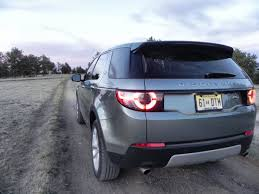 2015 Land Rover Discovery Sport Is All Rover, With a Better Ride ...