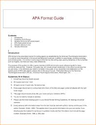 apa style essay examples of research papers in apa format proposal sample