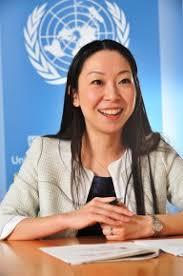 「国連世界食糧計画の日本大使、知花くらら」の画像検索結果
