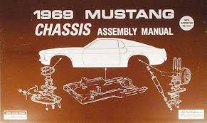 ford mustang and mercury cougar wiring diagram original related items