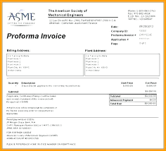 What Is A Proforma Invoice