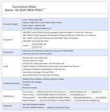 curriculum vitae english curriculum vitae english tk
