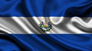 El Salvador Flag Wallpaper | El salvador flag, Netherlands flag, Nicaragua  flag