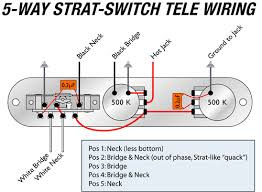 need help a way standard switch tele mod telecaster i use this wiring in my fat tele and i do have a quack like sound in position 2 it does not sound exactly like a strat but it is a very usable sound