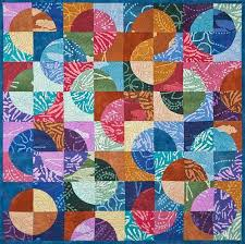 Drunkards Path Quilt Pattern Extraordinary Bdrunkard's Path Quilt Pattern Variations Quilt