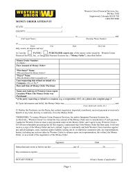 Western Union Receipt Generator Fill Online Printable