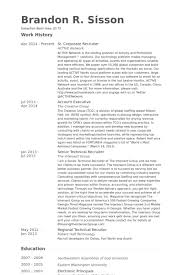 Recruiter Resume Examples Best Of Corporate Recruiter Resume Samples VisualCV Resume Samples Database