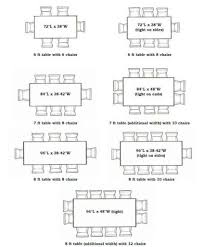 dining table size for 10 choice image round room tables