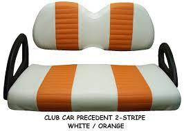 white orange precedent shown