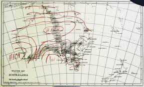 Todd Chart File Todd Weather Folios Early Synoptic Chart 1882 May 29