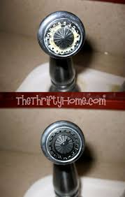 the thrifty home how to remove hard water