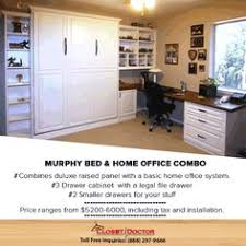 home office murphy bed. Murphy Bed \u0026 Home Office Combo For More Details, Visit: Https://