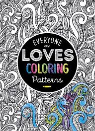 whole everyone loves coloring coloring books patterns sku 1930425 dollardays