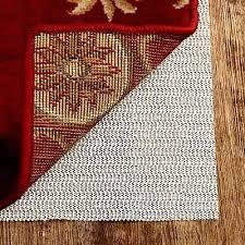 rose home fashion rhf non slip area rug pad 8 x10 rubberized