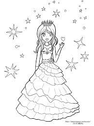塗り絵 ドレス 様々な写真のぬりえ 最高の印刷可能な着色ページ