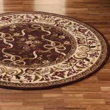best round kitchen rugs 6ft