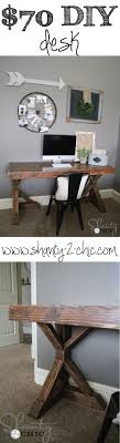 Best 25+ Desk plans ideas on Pinterest | Build a desk, Diy wood desk and  Simple desk