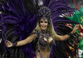 Brazilian Transgender Dancer Shatters Carnival Parade Taboo | Voice of  America - English
