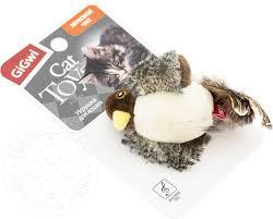 Купить <b>Игрушка</b> для кошек <b>GiGwi</b> Птичка со звуком с доставкой ...