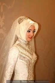 Wedding Dress With Hijab Google Search Gowns Egyptian Muslim