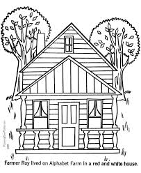 Small Picture little house on the prairie coloring pages easy house coloring