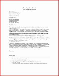 Letter To Intent Sample Template Letter Of Intent Awesome Letter Intent Sample