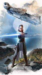 Rey Star Wars iPhone Wallpapers on ...