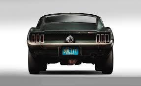 Mustang Designer How The Original Bullitt Movie Mustang Was Rediscovered