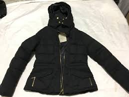 zara trafaluc women navy jacket size