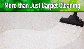 more than just carpet cleaning