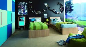 Black Color Bedroom Wall Interesting Blue And Green Bedroom Decorating Ideas