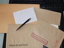 post business office. envelope pen business stationery mail post office